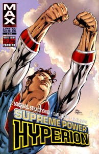 0002 3286 194x300 Supreme Power  Hyperion [Marvel Max] Mini 1
