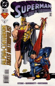 0002 3296 194x300 Superman  The Man Of Tomorrow [DC] V1