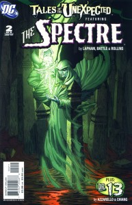 0002 3302 193x300 Tales Of The Unexpected  Featuring The Spectre [DC] Mini 1