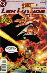 0002 3313 194x300 Supermans Nemesis  Lex Luthor [DC] Mini 1