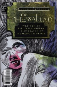 0002 3356 198x300 Thessalliad [DC Vertigo] Mini 1