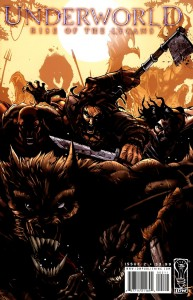 0002 3507 193x300 Underworld  Rise Of The Lycans [IDW] Mini 1