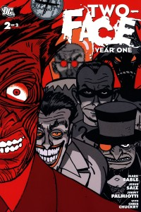 0002 3535 200x300 Two Face  Year One [DC] Mini 1