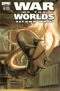 0002 3626 198x300 War Of The Worlds  Second Wave [Boom] Mini 1
