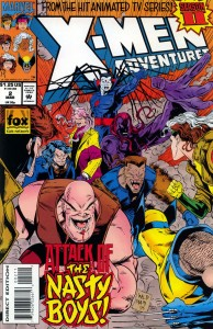 0002 3830 194x300 X Men  Adventures [Marvel] V2