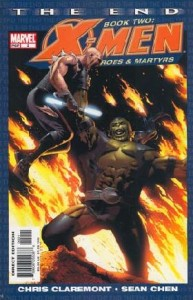 0002 3889 193x300 X Men  The End  Book 2  Heroes And Martyrs [Marvel] Mini 1