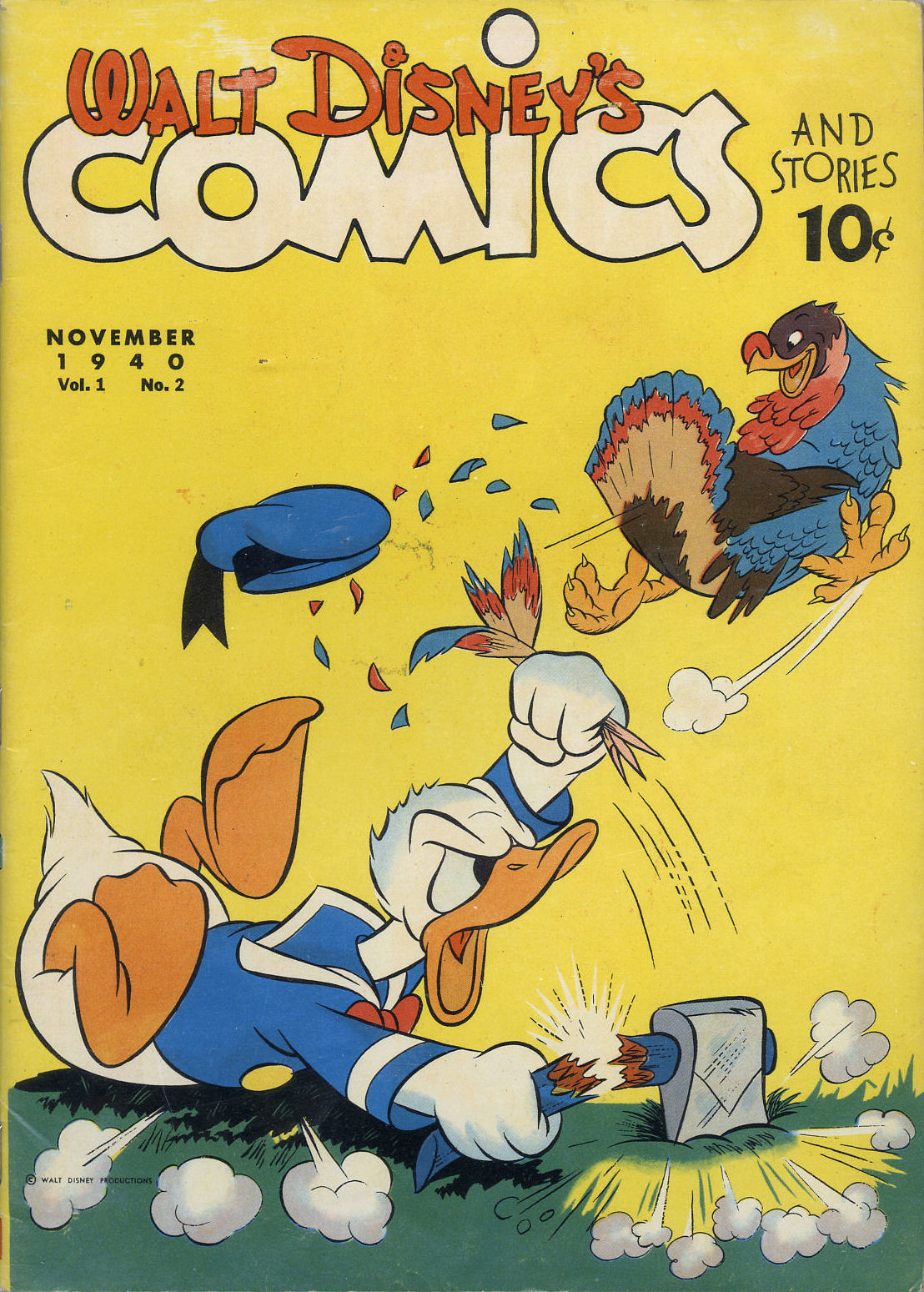 Walt Disney's Comics and Stories 0002