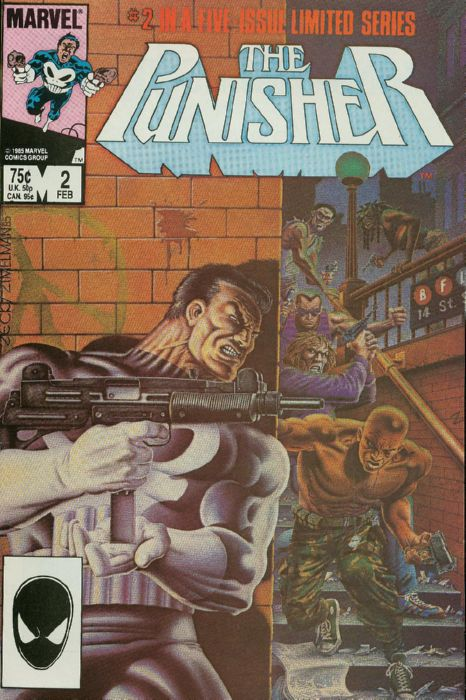 The Punisher 0002
