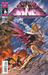 0002 396 192x300 Battle Of The Planets  Princess [Image Top Cow] Mini 1