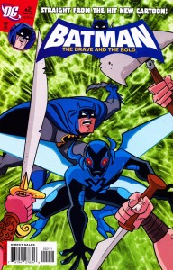 0002 429 192x300 Batman  Brave And The Bold [DC] V1