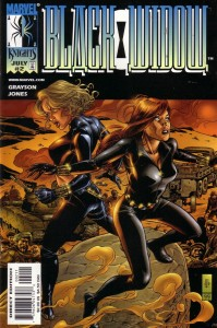 0002 530 199x300 Black Widow [Marvel Knights] Mini 1