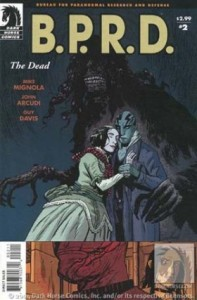 0002 541 197x300 Bprd  The Dead [Dark Horse] Mini 1