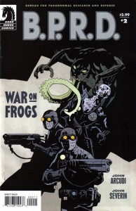 0002 546 194x300 Bprd  War On Frogs [Dark Horse] Mini 1