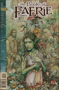 0002 551 198x300 Books Of Faerie, The [DC Vertigo] Mini 1