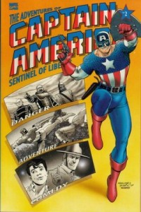 0002 59 200x300 Adventures Of Captain America  Sentinal Of Liberty [Marvel] Mini 1