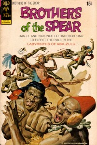 0002 597 201x300 Brothers Of The Spear [Gold Key] V1