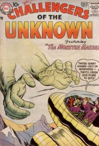 0002 627 203x300 Challengers Of The Unknown [DC] V1