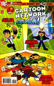 0002 638 191x300 Cartoon Network  Action Pack [DC] V1