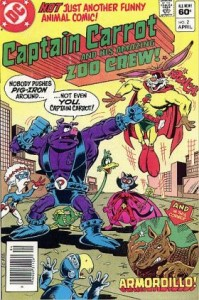 0002 645 199x300 Captain Carrot   And His Amazing Zoo Crew [DC] V1