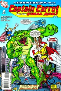 0002 697 200x300 Captain Carrot   And The Final Ark [DC] Mini 1