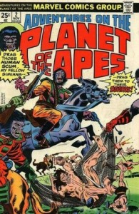 0002 77 195x300 Adventures On The Planet of the Apes [Marvel] V1