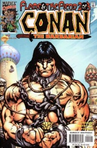 0002 770 198x300 Conan  Flame and the Fiend [Marvel] Mini 1