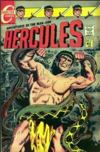 0002 78 198x300 Adventures Of The Man God Hercules [Charlton] V1