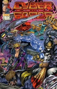 0002 808 193x300 Cyber Force [Image Top Cow] Mini 1