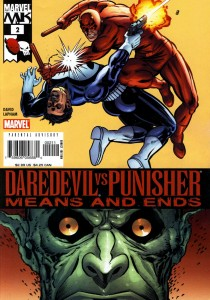 0002 921 210x300 Daredevil  Vs Punisher  Means And Ends [Marvel Knights] Mini 1