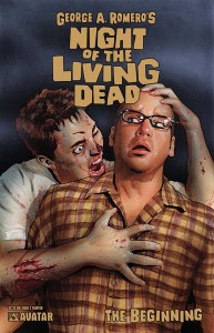 0002 Painted 193x300 Night Of The Living Dead  The Beginning [Avatar] Mini 1