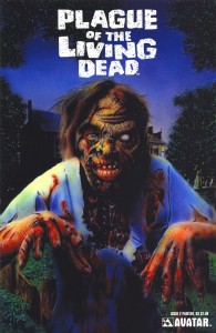0002 painted variant 195x300 Plague Of The Living Dead [Avatar] Mini 1