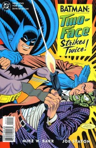 0002.1 194x300 Batman  Two Face Strikes Twice [DC] Mini 1