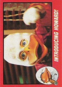 0002a 156 215x300 Howard The Duck  The Movie 1986 [Topps] Card Set