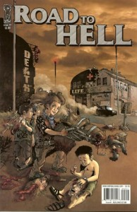 0002a 242 194x300 Road To Hell [IDW] Mini 1