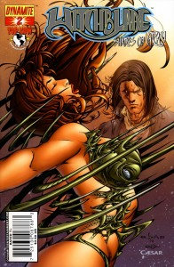 0002a 340 196x300 Witchblade  Shades Of Gray [Top Cow] Mini 1