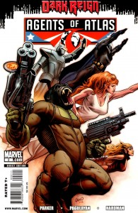 0002a 4 195x300 Agents Of Atlas  Dark Reign [Marvel] Mini 1