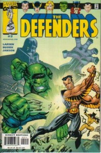 0002a 77 198x300 Defenders, The [Marvel] V2