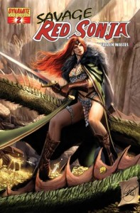 0002b 232 197x300 Savage Red Sonja  Queen Of The Frozen Wastes [Dynamite] Mini 1