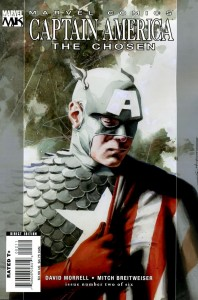 0002b 48 198x300 Captain America  The Chosen [Marvel] Mini 1