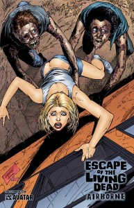 0002c 26 193x300 Escape Of The Living Dead  Fearbook [Avatar] OS1