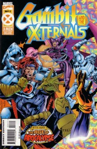 0003 1171 195x300 Gambit and The X ternals [Marvel] Mini 1