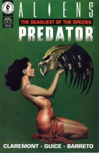 0003 119 194x300 Aliens Vs Predator  The Deadliest of the Species [Dark Horse] Mini 1