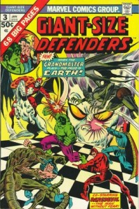 0003 1271 200x300 Giant Size Defenders [Marvel] V1