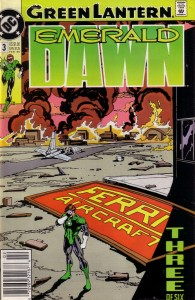0003 1318 195x300 Green Lantern  Emerald Dawn 1 [DC] Mini1