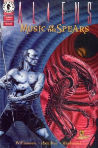 0003 133 199x300 Aliens  Music of the Spears [Dark Horse] Mini 1