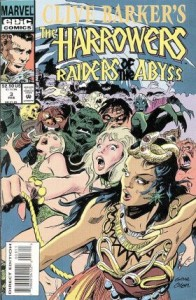 0003 1421 196x300 Harrowers, The   Raiders of the Abyss [Marvel Epic] V1