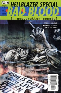 0003 1450 196x300 Hellblazer  Special  Bad Blood  A Restoration Comedy [DC Vertigo] Mini 1