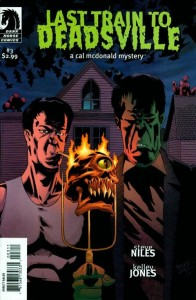 0003 1709 196x300 Last Train To Deadsville [Dark Horse] Mini 1