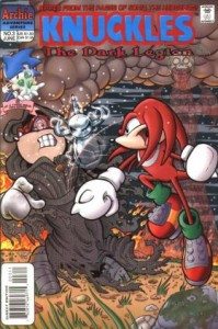 0003 1713 199x300 Knuckles [Archie Adventure] V1