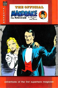 0003 2114 198x300 Offical Mandrake The Magician [Pioneer] V1